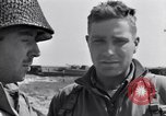 Image of soldiers Cherbourg Normandy France, 1944, second 10 stock footage video 65675027644