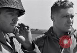 Image of soldiers Cherbourg Normandy France, 1944, second 12 stock footage video 65675027644
