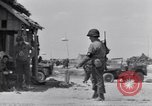 Image of General Eisenhower Cherbourg Normandy France, 1944, second 9 stock footage video 65675027645