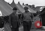 Image of Stimson with Bradley and Patton tour field hospital Cherbourg Normandy France, 1944, second 12 stock footage video 65675027646