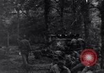 Image of 29th Division soldiers rest and listen to music Saint Lo France, 1944, second 4 stock footage video 65675027649