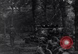 Image of 29th Division soldiers rest and listen to music Saint Lo France, 1944, second 5 stock footage video 65675027649
