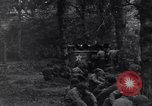 Image of 29th Division soldiers rest and listen to music Saint Lo France, 1944, second 8 stock footage video 65675027649
