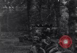 Image of 29th Division soldiers rest and listen to music Saint Lo France, 1944, second 12 stock footage video 65675027649