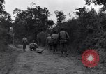 Image of 29th Division soldiers look for landmines Saint Lo France, 1944, second 10 stock footage video 65675027650