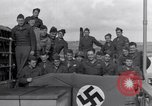 Image of 2nd Armored division soldiers returning from front in France Cherbourg France, 1945, second 5 stock footage video 65675027652