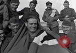 Image of 2nd Armored division soldiers returning from front in France Cherbourg France, 1945, second 7 stock footage video 65675027652