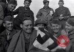 Image of 2nd Armored division soldiers returning from front in France Cherbourg France, 1945, second 9 stock footage video 65675027652