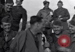 Image of 2nd Armored division soldiers returning from front in France Cherbourg France, 1945, second 10 stock footage video 65675027652