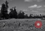 Image of La Gambe Cemetery Normandy France, 1944, second 3 stock footage video 65675027656