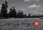 Image of La Gambe Cemetery Normandy France, 1944, second 8 stock footage video 65675027656