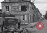 Image of General Teddy Roosevelt Saint Mere Eglise France, 1944, second 10 stock footage video 65675027661