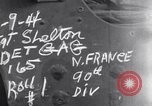 Image of M-7 Motor Carriage Saint Mere Eglise France, 1944, second 5 stock footage video 65675027664