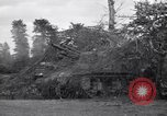 Image of M-7 Motor Carriage Saint Mere Eglise France, 1944, second 12 stock footage video 65675027664