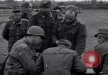 Image of German prisoners questioned by American soldiers Saint Honorine Des Pertes France, 1944, second 5 stock footage video 65675027666