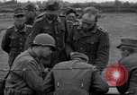 Image of German prisoners questioned by American soldiers Saint Honorine Des Pertes France, 1944, second 6 stock footage video 65675027666