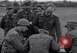Image of German prisoners questioned by American soldiers Saint Honorine Des Pertes France, 1944, second 7 stock footage video 65675027666
