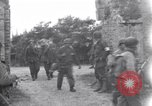 Image of German prisoners Saint Mere Eglise France, 1944, second 5 stock footage video 65675027667