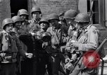 Image of French woman Saint Mere Eglise France, 1944, second 6 stock footage video 65675027668