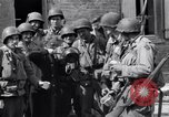 Image of French woman Saint Mere Eglise France, 1944, second 7 stock footage video 65675027668