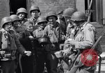 Image of French woman Saint Mere Eglise France, 1944, second 8 stock footage video 65675027668