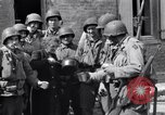 Image of French woman Saint Mere Eglise France, 1944, second 9 stock footage video 65675027668