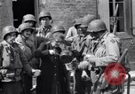 Image of French woman Saint Mere Eglise France, 1944, second 10 stock footage video 65675027668