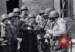 Image of French woman Saint Mere Eglise France, 1944, second 11 stock footage video 65675027668