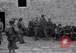 Image of German prisoners Saint Mere Eglise France, 1944, second 7 stock footage video 65675027669