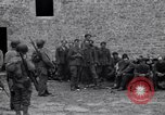 Image of German prisoners Saint Mere Eglise France, 1944, second 8 stock footage video 65675027669