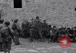 Image of German prisoners Saint Mere Eglise France, 1944, second 9 stock footage video 65675027669