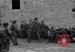 Image of German prisoners Saint Mere Eglise France, 1944, second 10 stock footage video 65675027669