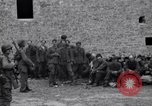 Image of German prisoners Saint Mere Eglise France, 1944, second 12 stock footage video 65675027669