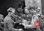 Image of German prisoners Saint Mere Eglise France, 1944, second 8 stock footage video 65675027670