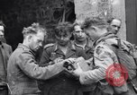 Image of German prisoners Saint Mere Eglise France, 1944, second 11 stock footage video 65675027670