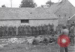 Image of German prisoners Saint Mere Eglise France, 1944, second 4 stock footage video 65675027671