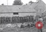 Image of German prisoners Saint Mere Eglise France, 1944, second 5 stock footage video 65675027671