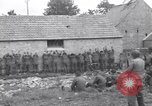 Image of German prisoners Saint Mere Eglise France, 1944, second 6 stock footage video 65675027671