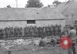 Image of German prisoners Saint Mere Eglise France, 1944, second 7 stock footage video 65675027671