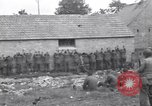 Image of German prisoners Saint Mere Eglise France, 1944, second 8 stock footage video 65675027671
