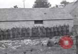 Image of German prisoners Saint Mere Eglise France, 1944, second 9 stock footage video 65675027671