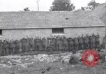 Image of German prisoners Saint Mere Eglise France, 1944, second 10 stock footage video 65675027671