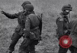 Image of 507th paratroop infantry France, 1944, second 9 stock footage video 65675027672