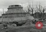 Image of Atom bomb explosion Hiroshima Japan, 1947, second 5 stock footage video 65675027675