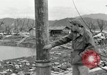 Image of Hiroshima after atomic bomb Hiroshima Japan, 1947, second 10 stock footage video 65675027676