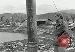 Image of Hiroshima after atomic bomb Hiroshima Japan, 1947, second 12 stock footage video 65675027676