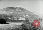 Image of German soldiers battle U.S. forces Monte Cassino Italy, 1944, second 9 stock footage video 65675027677