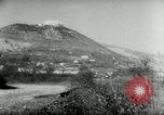 Image of German soldiers battle U.S. forces Monte Cassino Italy, 1944, second 10 stock footage video 65675027677