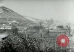 Image of German soldiers battle U.S. forces Monte Cassino Italy, 1944, second 12 stock footage video 65675027677