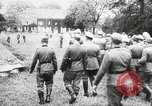 Image of Hitler youth camp Germany, 1942, second 4 stock footage video 65675027680